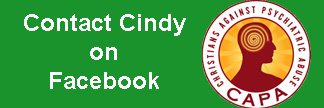 Contact Cindy on Facebook