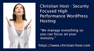 PROUDLY HOSTED BY CHRISTIAN HOST