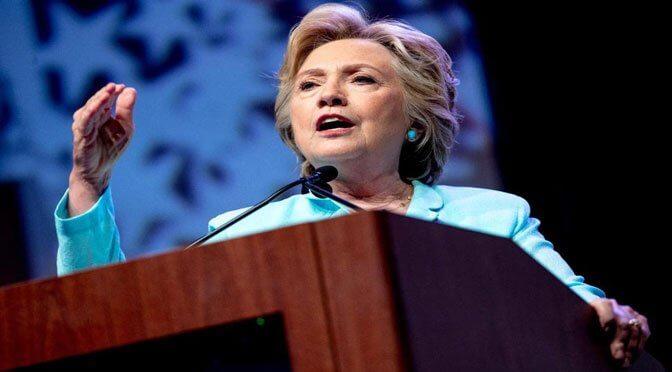 A Clinton Win Prepares the World for Antichrist 1