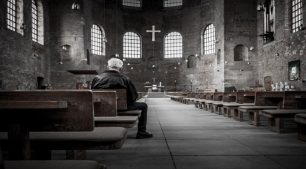 The Lukewarm Church is Blinded By the World