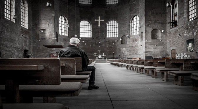 The Lukewarm Church is Blinded by The World (Video)